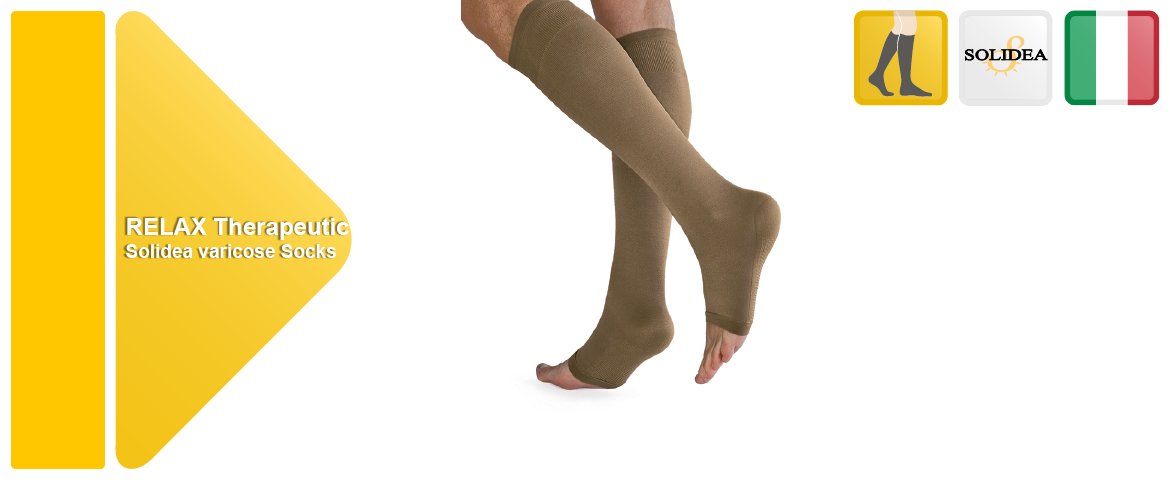 solida-varicose-socks-Relax-uni-brown